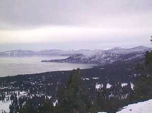 Winter & Spring at Lake Tahoe